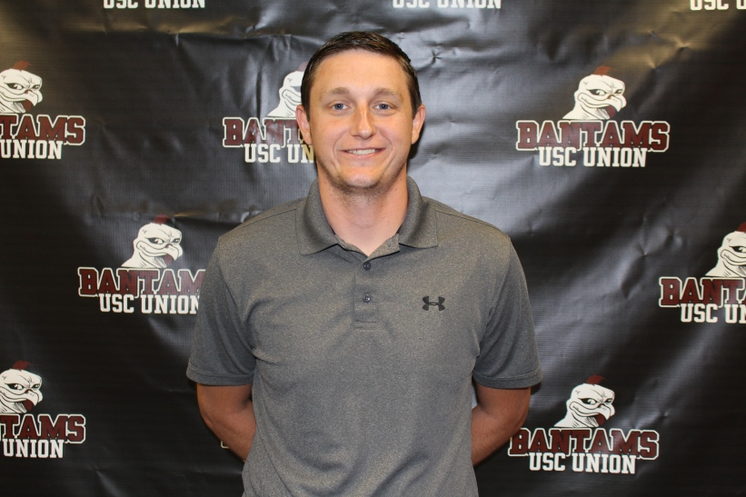 Men's Soccer Coach Zach Simmons